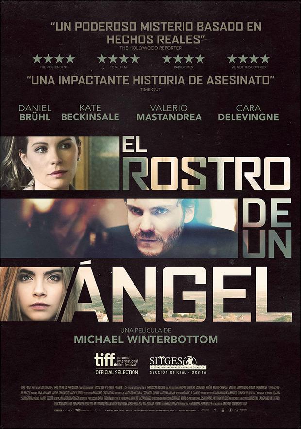 Tráiler y póster de El Rostro de un Ángel, dirigida por Michael Winterbottom