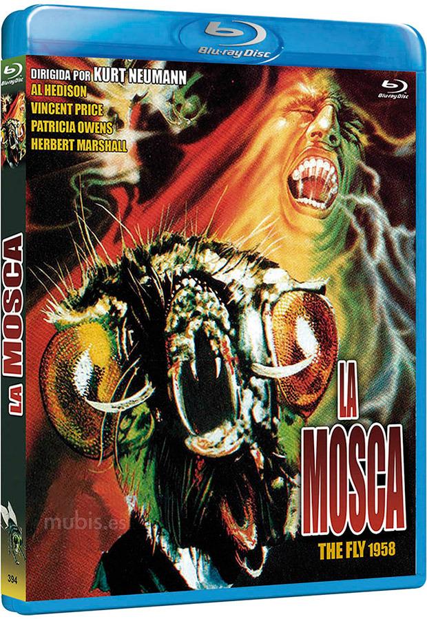 La Mosca Blu-ray