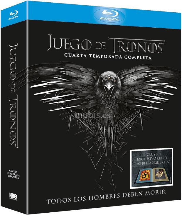 Juego de Tronos - Cuarta Temporada Blu-ray